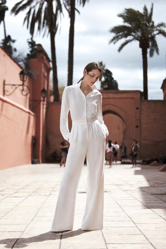 Effortless and Luxe Best Dressed Wedding Guest Attire By Reiss 5