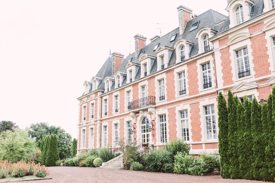 Glamorous French Chateau Wedding | Christina Sarah Photography 1