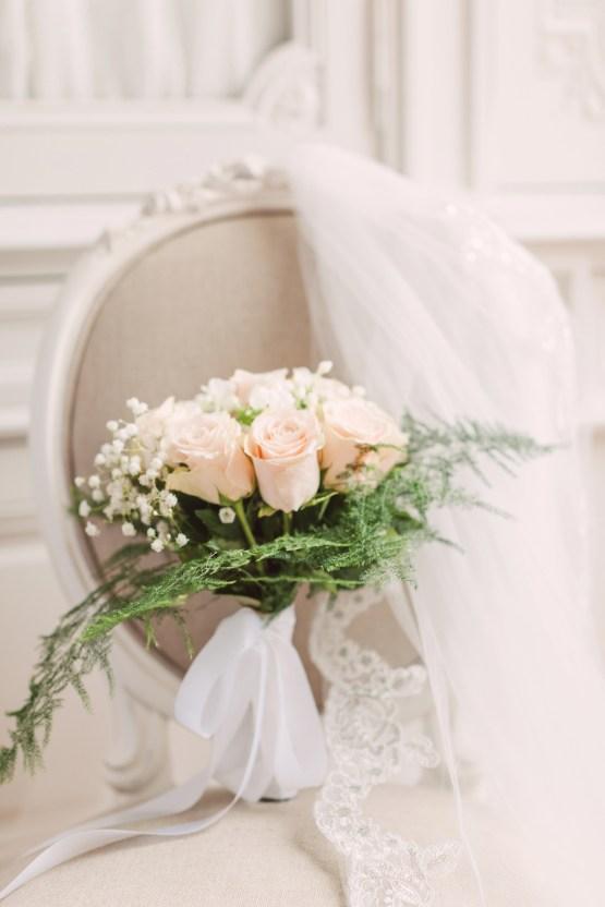 Glamorous French Chateau Wedding | Christina Sarah Photography 10
