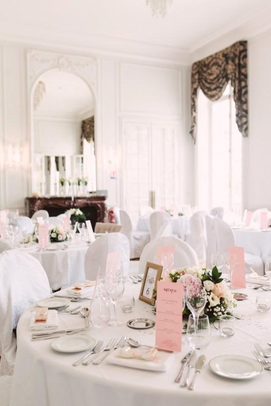 Glamorous French Chateau Wedding | Christina Sarah Photography 27