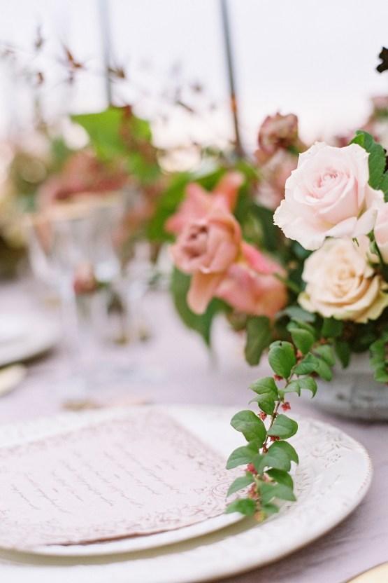 Malibu Wedding Inspiration With A Ruffled Pink Dress | Pura Vida Photography 23
