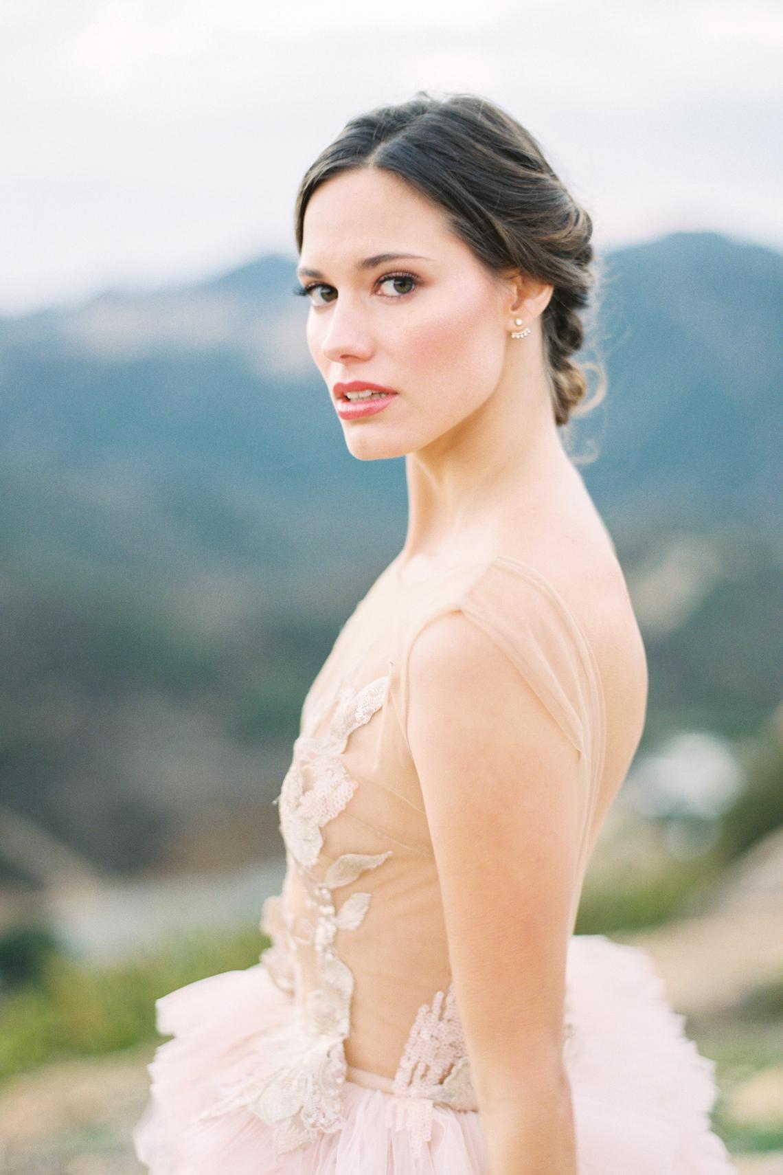 Malibu Wedding Inspiration With A Ruffled Pink Dress | Pura Vida Photography 40