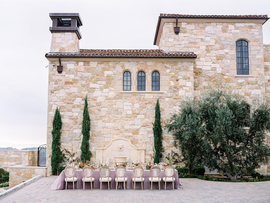 Malibu Wedding Inspiration With A Ruffled Pink Dress | Pura Vida Photography 6