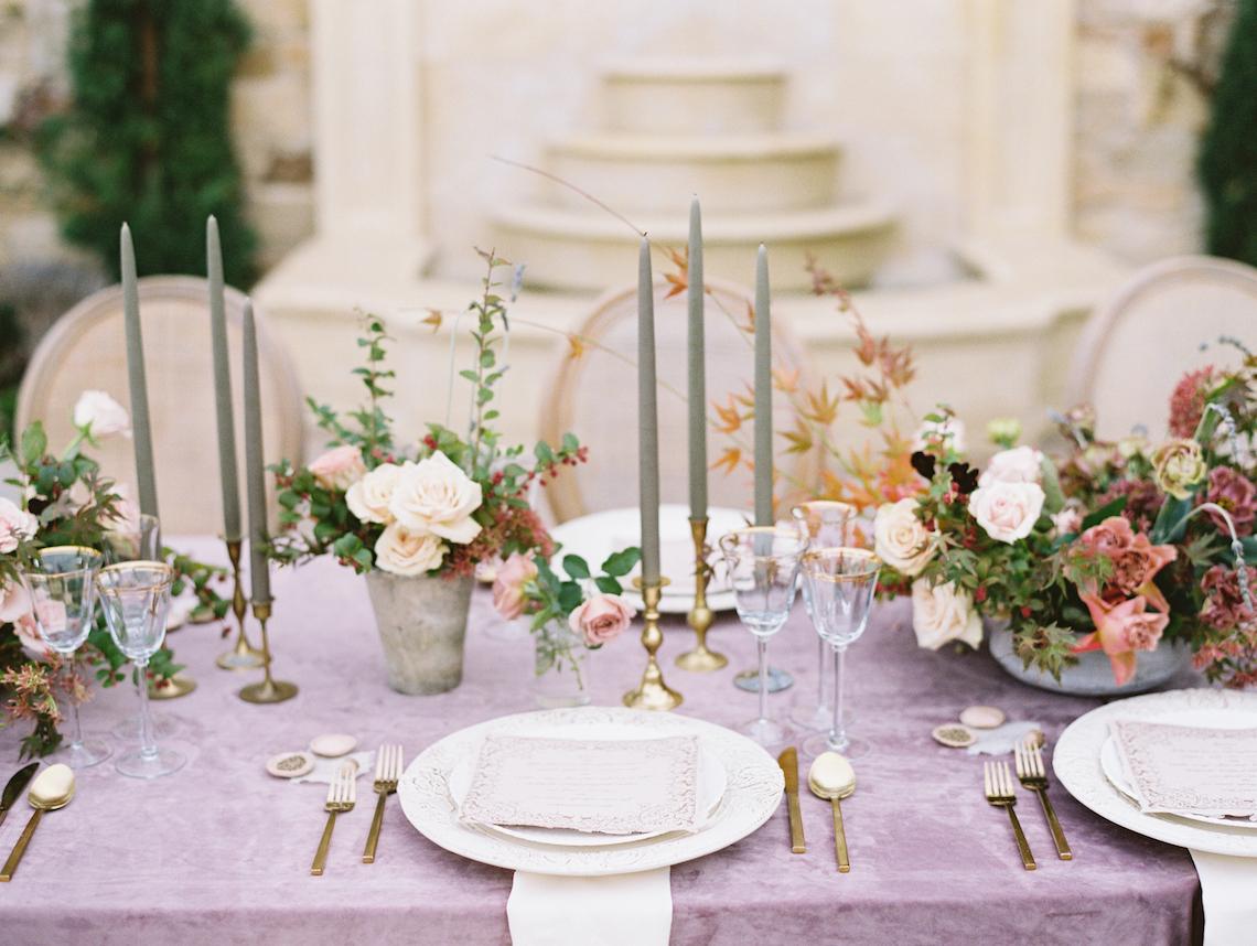 Malibu Wedding Inspiration With A Ruffled Pink Dress | Pura Vida Photography 9