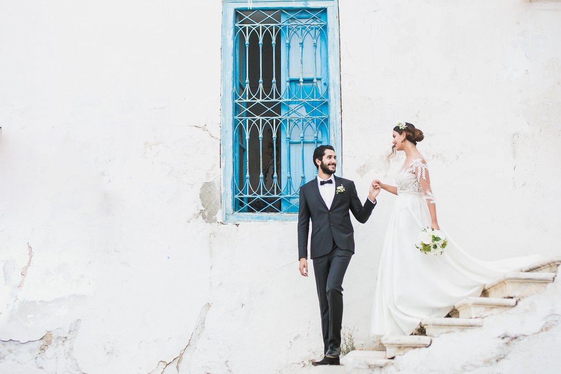 Mediterranean Meets Africa; Colorful Tunisian Wedding Inspiration | Ness Photography 3