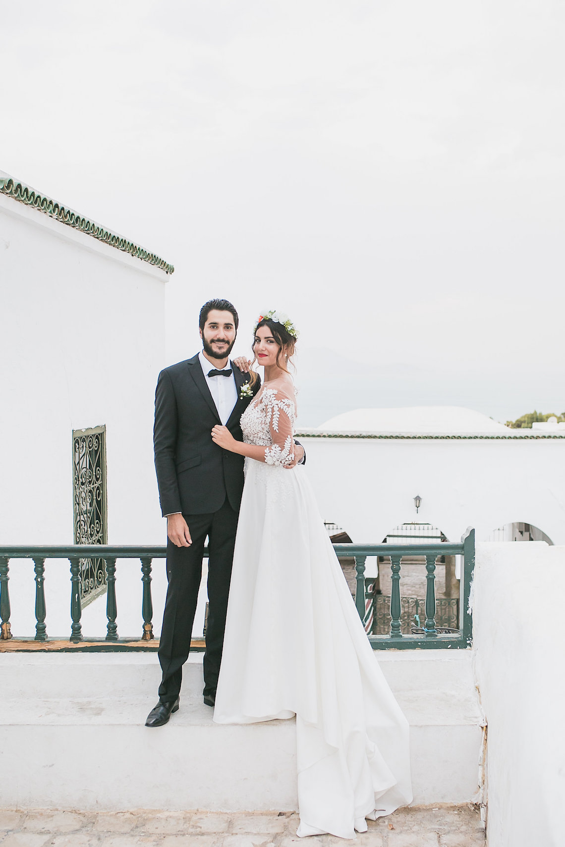 Mediterranean Meets Africa; Colorful Tunisian Wedding Inspiration | Ness Photography 32