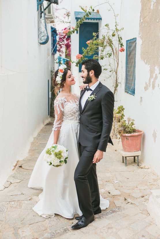 Mediterranean Meets Africa; Colorful Tunisian Wedding Inspiration | Ness Photography 40