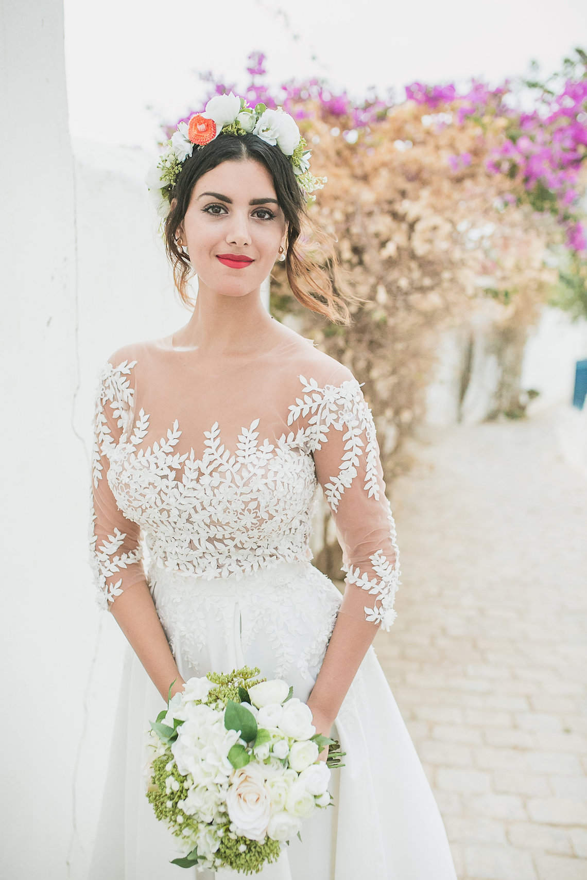 Mediterranean Meets Africa; Colorful Tunisian Wedding Inspiration | Ness Photography 42