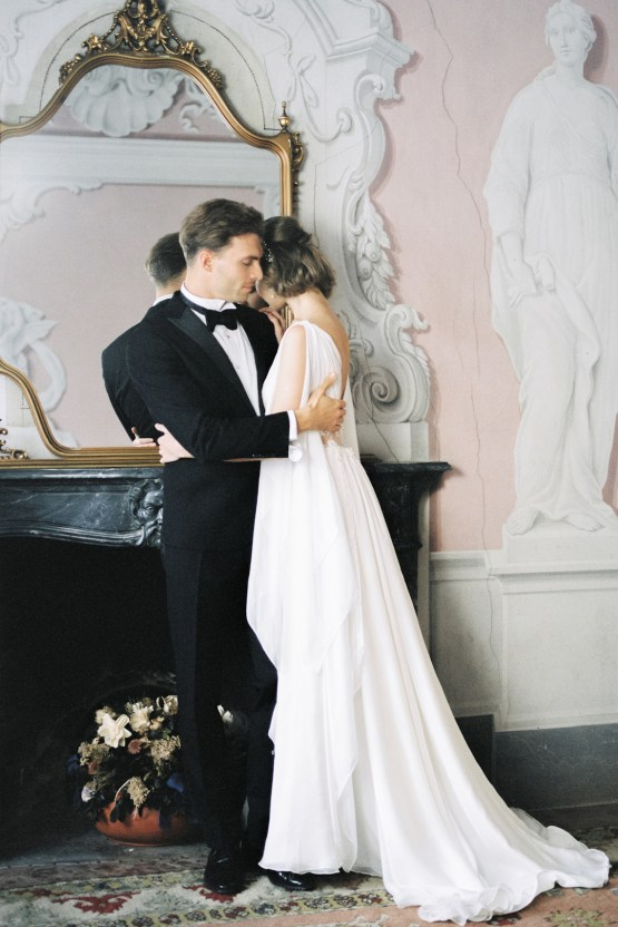 Russian Ark; Italian Palace Wedding Inspiration | Olga Makarova 10