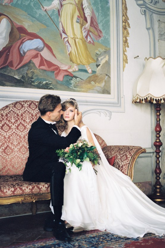 Russian Ark; Italian Palace Wedding Inspiration | Olga Makarova 13