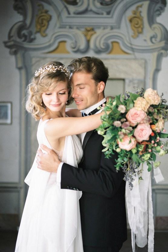 Russian Ark; Italian Palace Wedding Inspiration | Olga Makarova 3