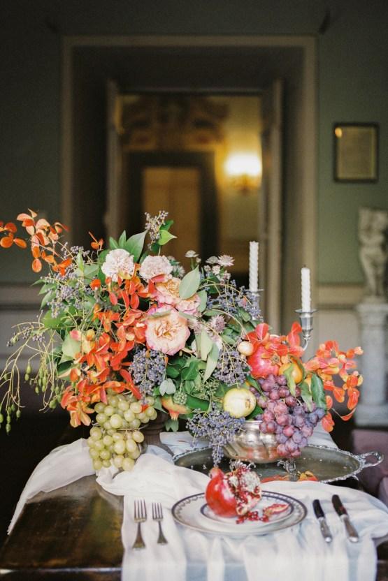Russian Ark; Italian Palace Wedding Inspiration | Olga Makarova 7