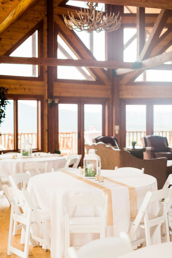 Rustic Carolina Mountain Lodge Wedding | Common Dove Photography 3