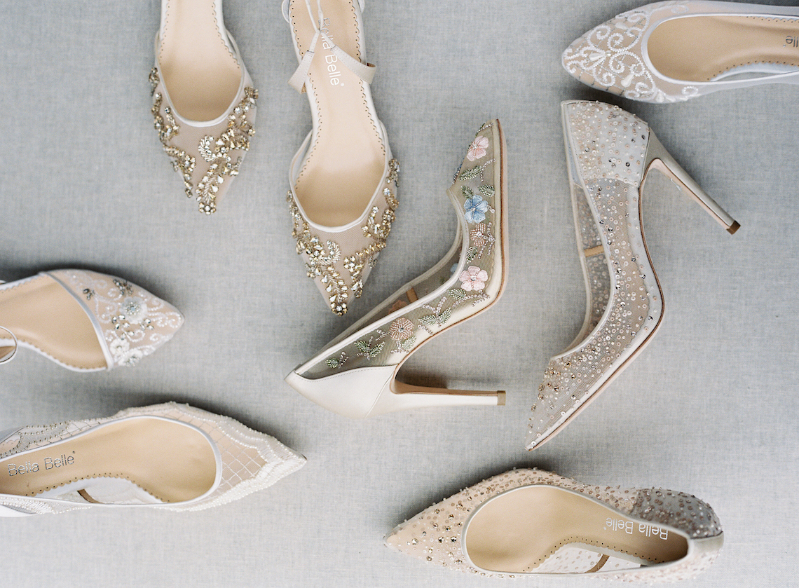 Tips For Flawless Wedding Shoe Shopping