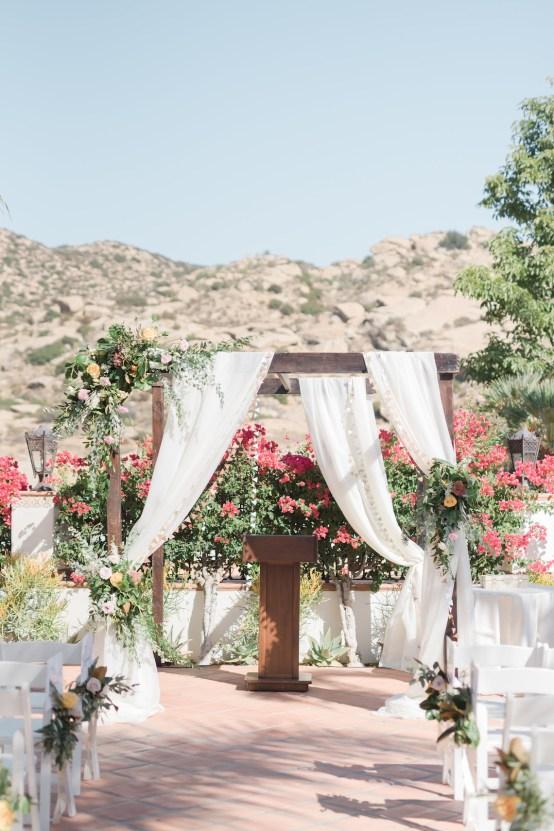 Upscale, Modern Ranch Wedding | Anya Kernes Photography 25
