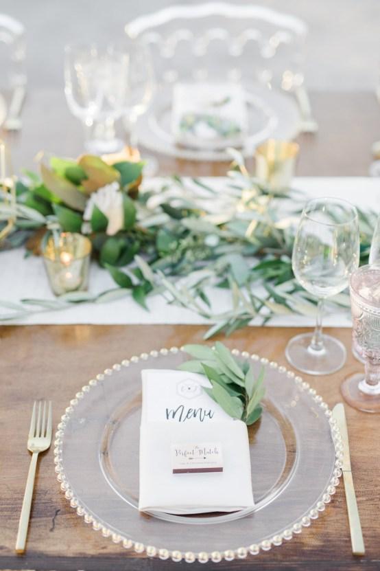 Upscale, Modern Ranch Wedding | Anya Kernes Photography 35