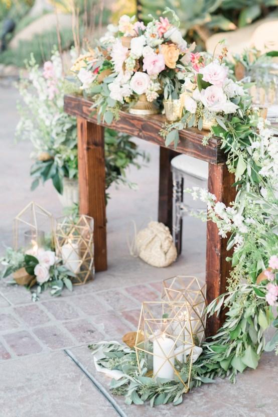Upscale, Modern Ranch Wedding | Anya Kernes Photography 43