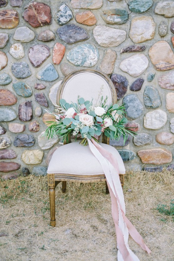 Waterfalls & Watercolors; Dreamy Blue Wedding Ideas | Minted Photography 22