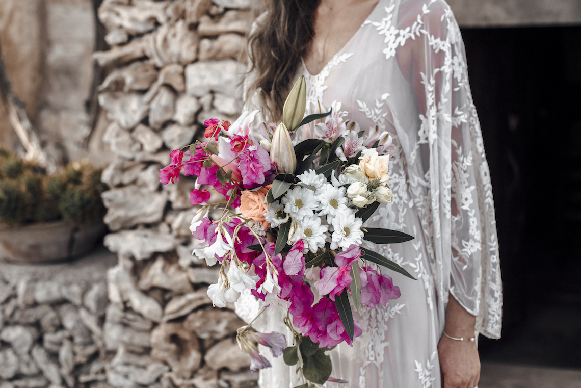 Wild, Spanish Wedding Inspiration For Bohemian Brides | IDO Events | Kevin Klein 1