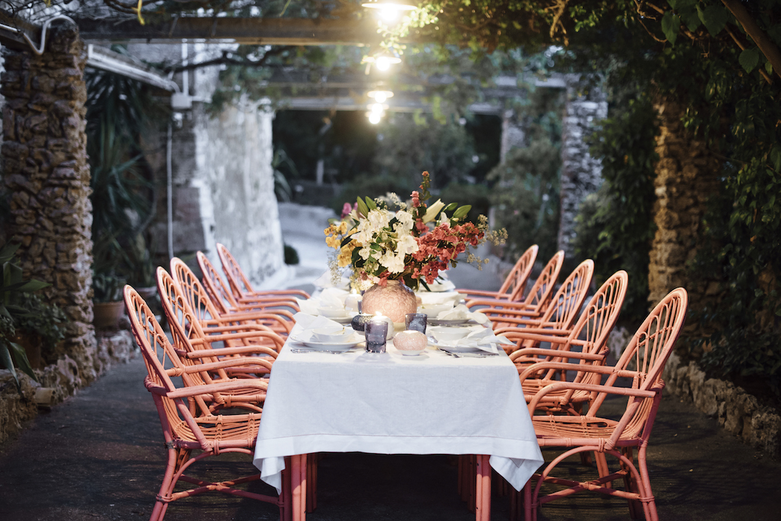 Wild, Spanish Wedding Inspiration For Bohemian Brides | IDO Events | Kevin Klein 13