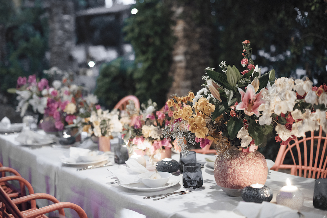 Wild, Spanish Wedding Inspiration For Bohemian Brides | IDO Events | Kevin Klein 15