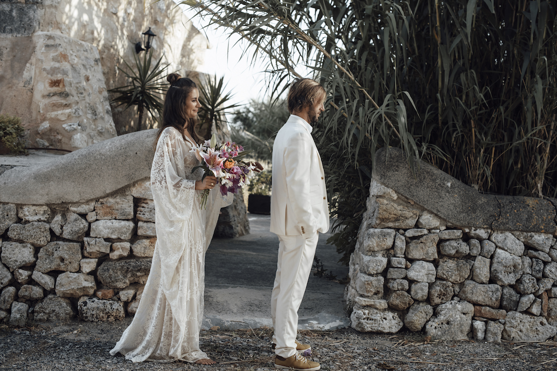 Wild, Spanish Wedding Inspiration For Bohemian Brides | IDO Events | Kevin Klein 2