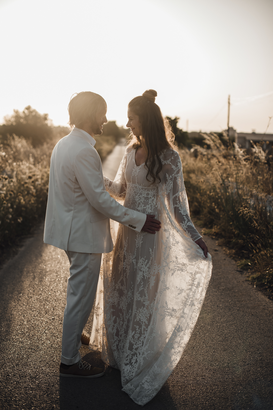 Wild, Spanish Wedding Inspiration For Bohemian Brides | IDO Events | Kevin Klein 32