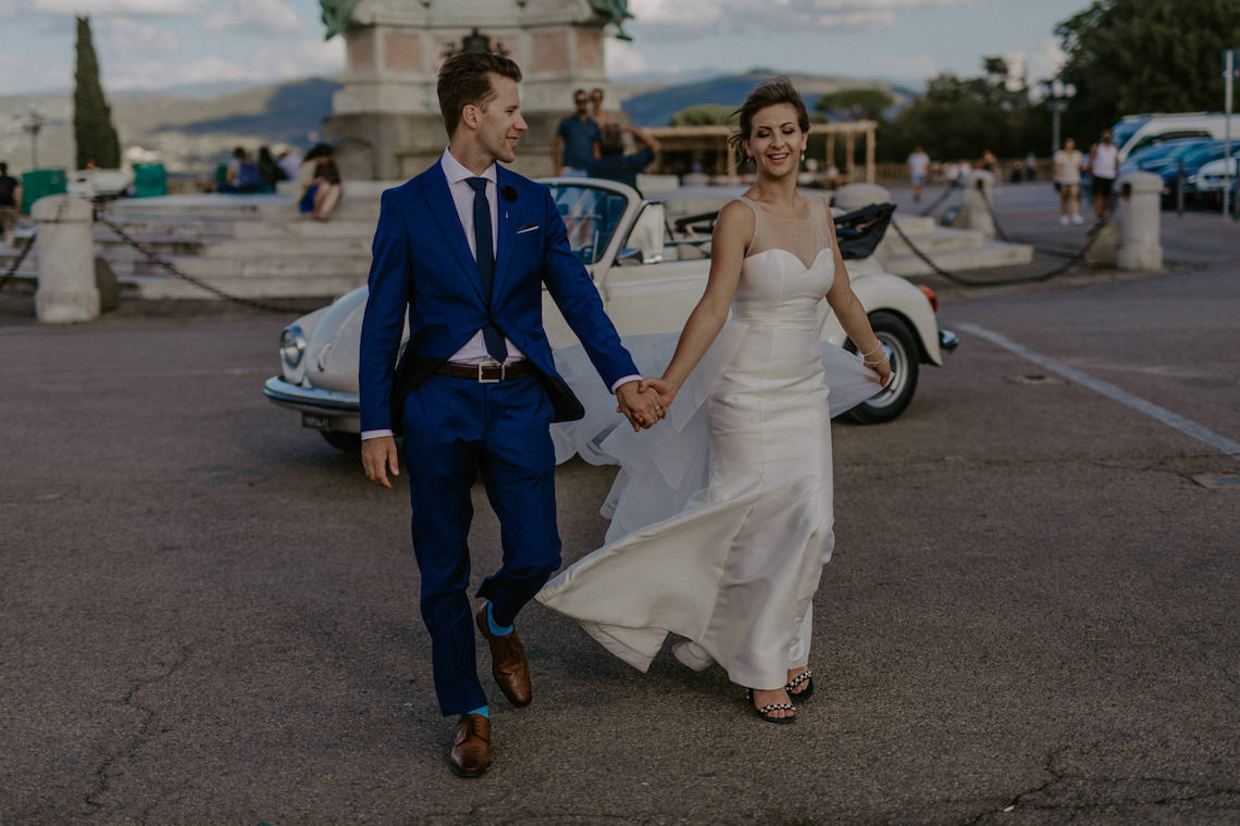 Wildy Romantic & Outrageously Fun Florence Elopement   Kelly Redinger Photography 32