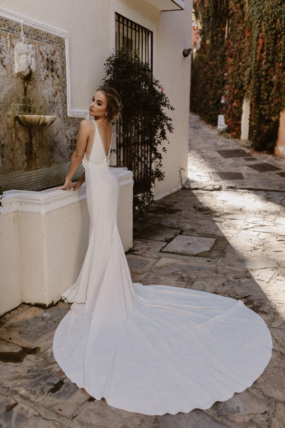 Bougainvillea Wedding Inspiration With Modern Silk Gowns | IDO Events | Kevin Klein 18