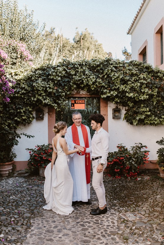Bougainvillea Wedding Inspiration With Modern Silk Gowns | IDO Events | Kevin Klein 5
