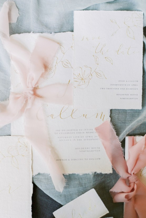 Citrus & Peach Chateau Wedding Inspiration | Lucy Davenport 17