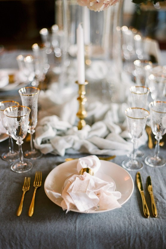 Citrus & Peach Chateau Wedding Inspiration | Lucy Davenport 5