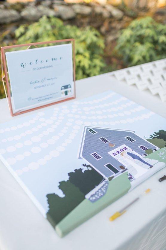 Elegant New England Farm Wedding | Kir Tuben 31