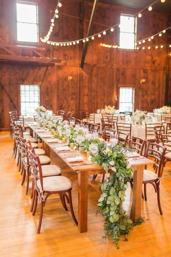 Elegant New England Farm Wedding | Kir Tuben 33