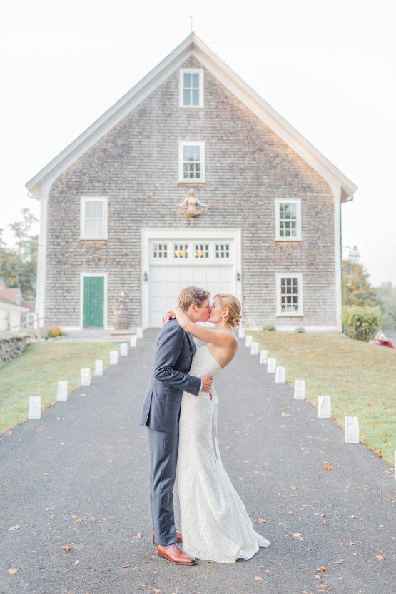 Elegant New England Farm Wedding | Kir Tuben 38