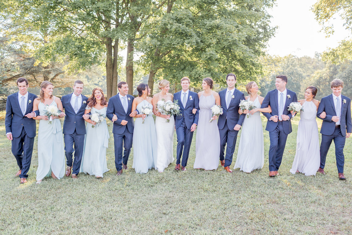 Elegant New England Farm Wedding | Kir Tuben 4