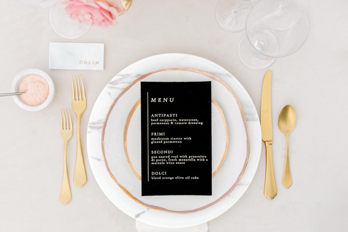 Fashion-forward Black & White Wedding Ideas From Malibu | Babsy Ly 40