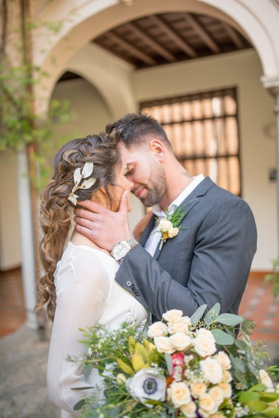 Gilded Arabic & Spanish Wedding Inspiration | Anna + Mateo 27