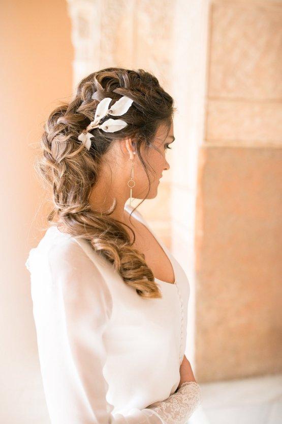 Gilded Arabic & Spanish Wedding Inspiration | Anna + Mateo 9