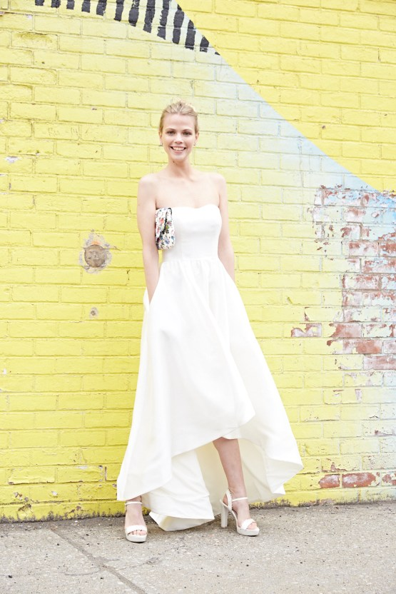 How To Style Your Intimate Wedding – The Elopement Fashion Guide | David's Bridal Little White Dresses 38