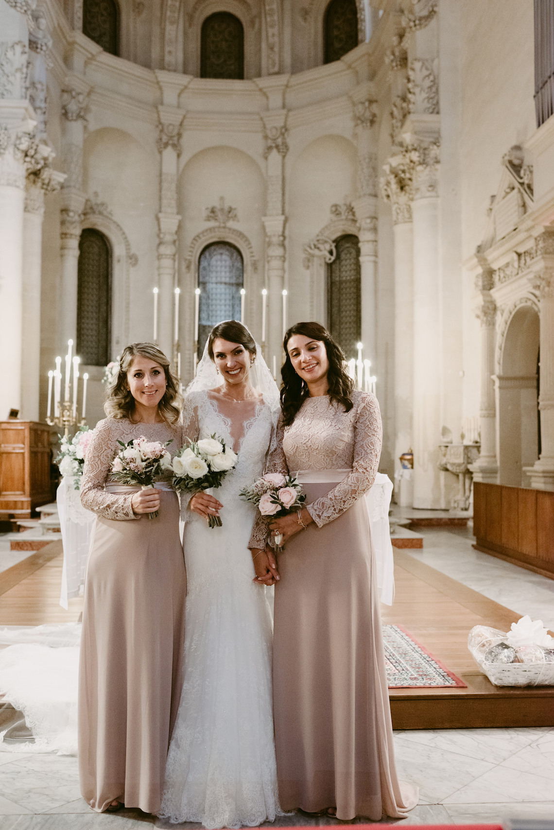 Luxurious Italian Cathedral Wedding On The Seaside | Serena Cevenini 37