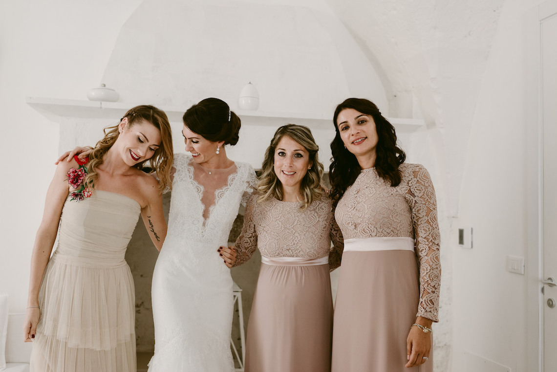 Luxurious Italian Cathedral Wedding On The Seaside | Serena Cevenini 4