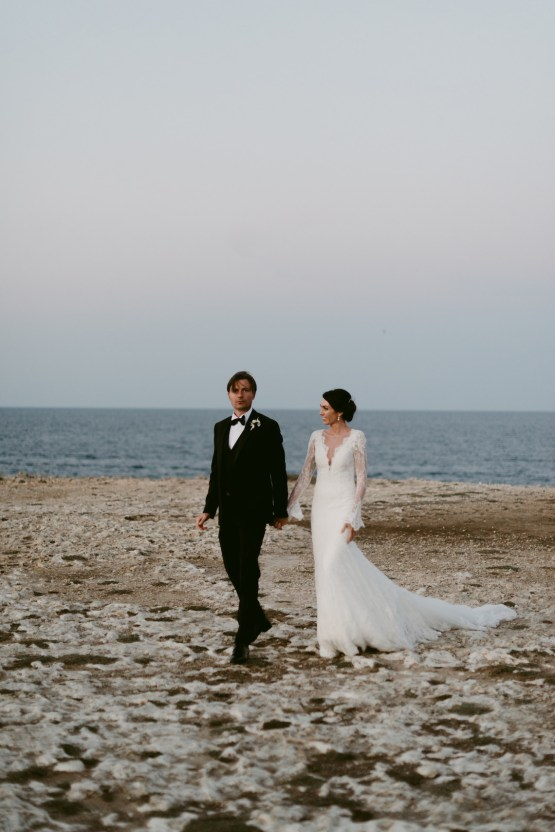Luxurious Italian Cathedral Wedding On The Seaside | Serena Cevenini 47
