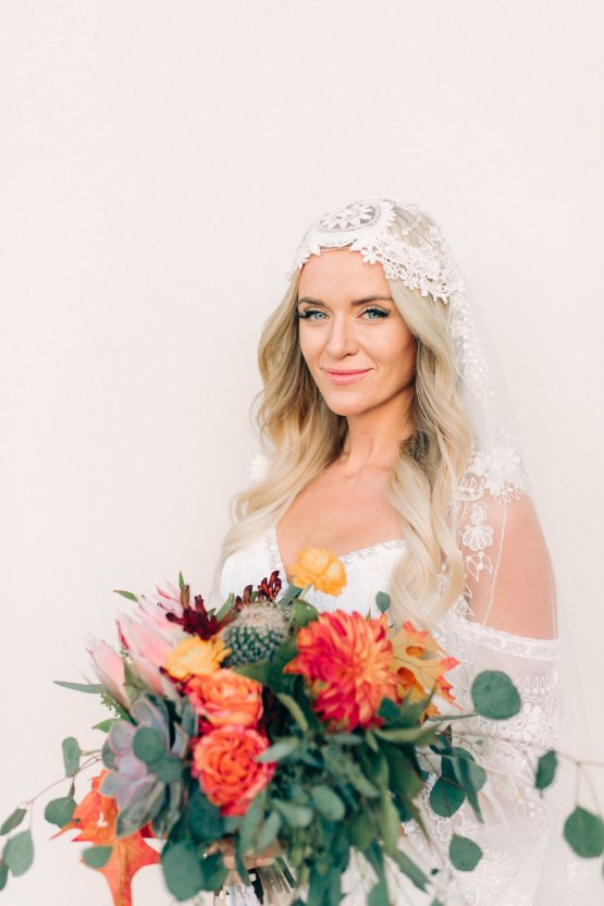 Midcentury Modern Desert Wedding Made Of Boho Dreams | Vienna Glenn 10