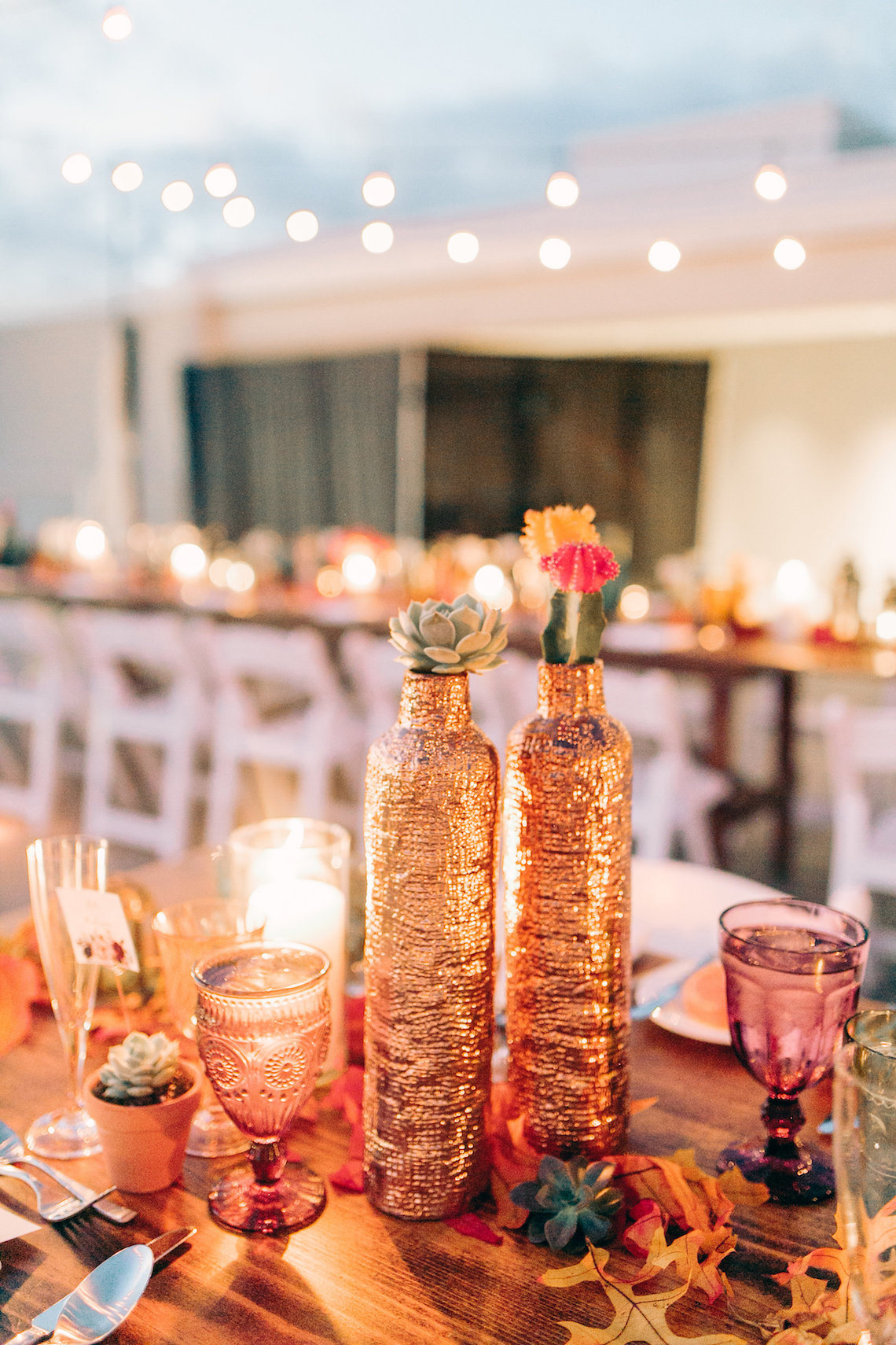 Midcentury Modern Desert Wedding Made Of Boho Dreams | Vienna Glenn 29