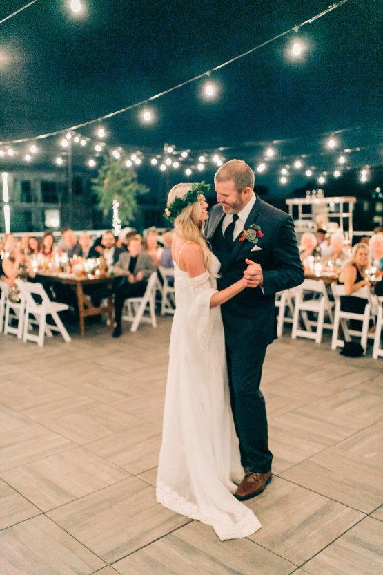 Midcentury Modern Desert Wedding Made Of Boho Dreams | Vienna Glenn 30