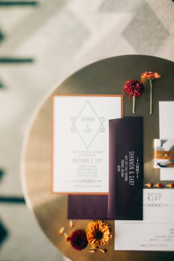 Midcentury Modern Desert Wedding Made Of Boho Dreams | Vienna Glenn 5