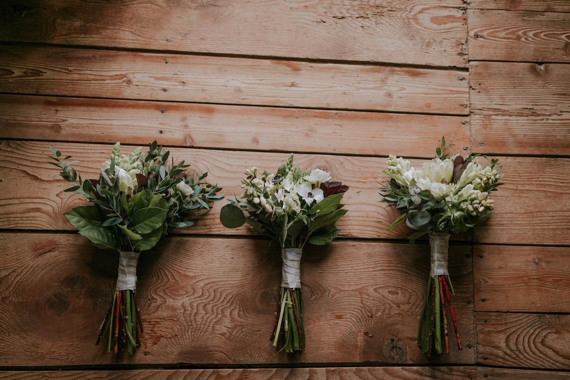 Monstera Leaves & Artichokes; A Hip Slovenian Wedding | Karen Willis Holmes Bridal | Aljosa Videtic 3
