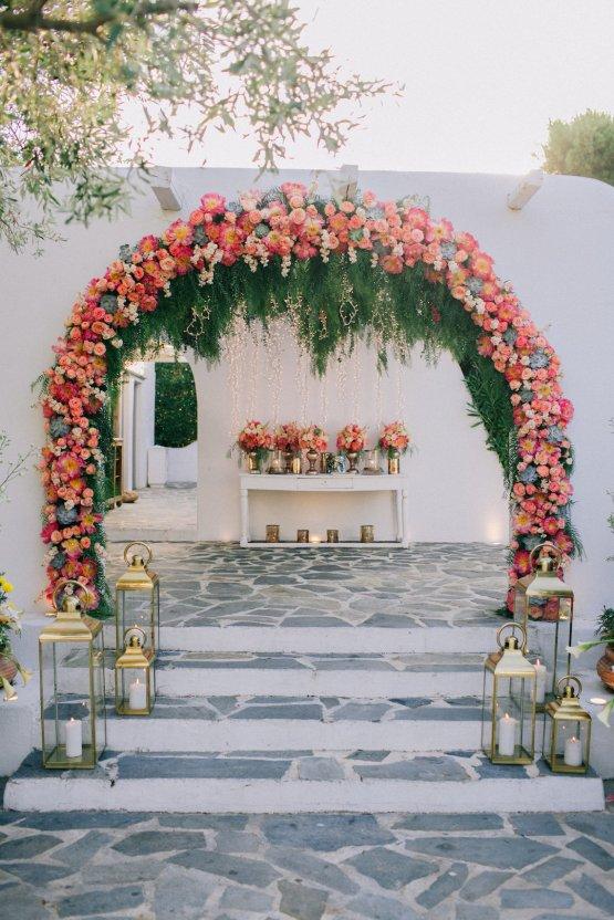 Multicultural Destination Wedding In Greece | Sotiris Tsakanikas 33
