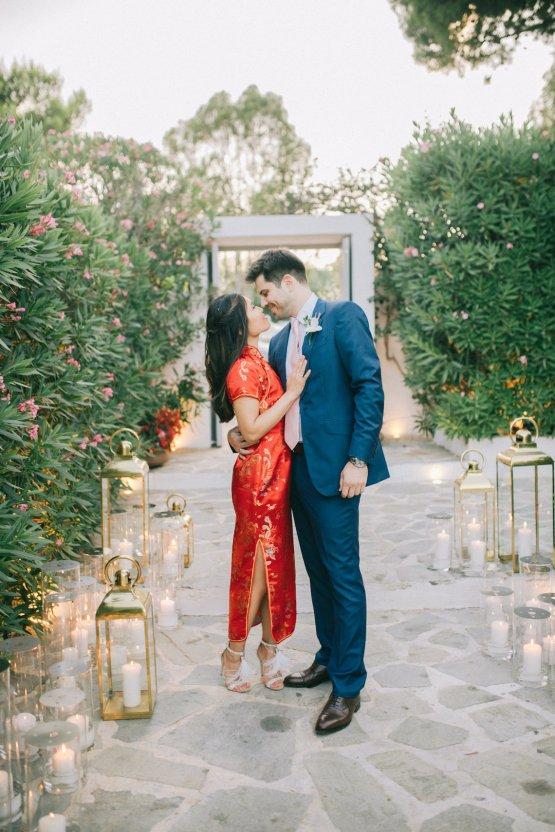 Multicultural Destination Wedding In Greece | Sotiris Tsakanikas 42